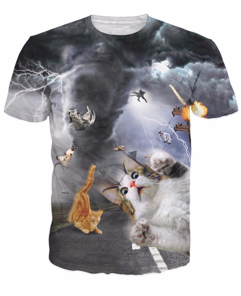 ᐅ Bon plan pour acheter le meilleur t-shirt 3d animaux au bon prix 2019   95d1eec170e3
