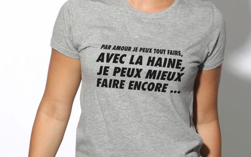 ᐅ Bon plan pour trouver le meilleur t shirt femme swag 2019 ?