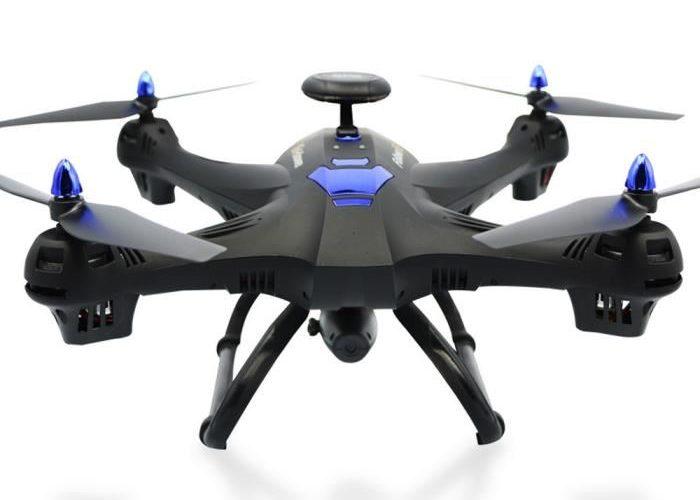 les meilleures drones