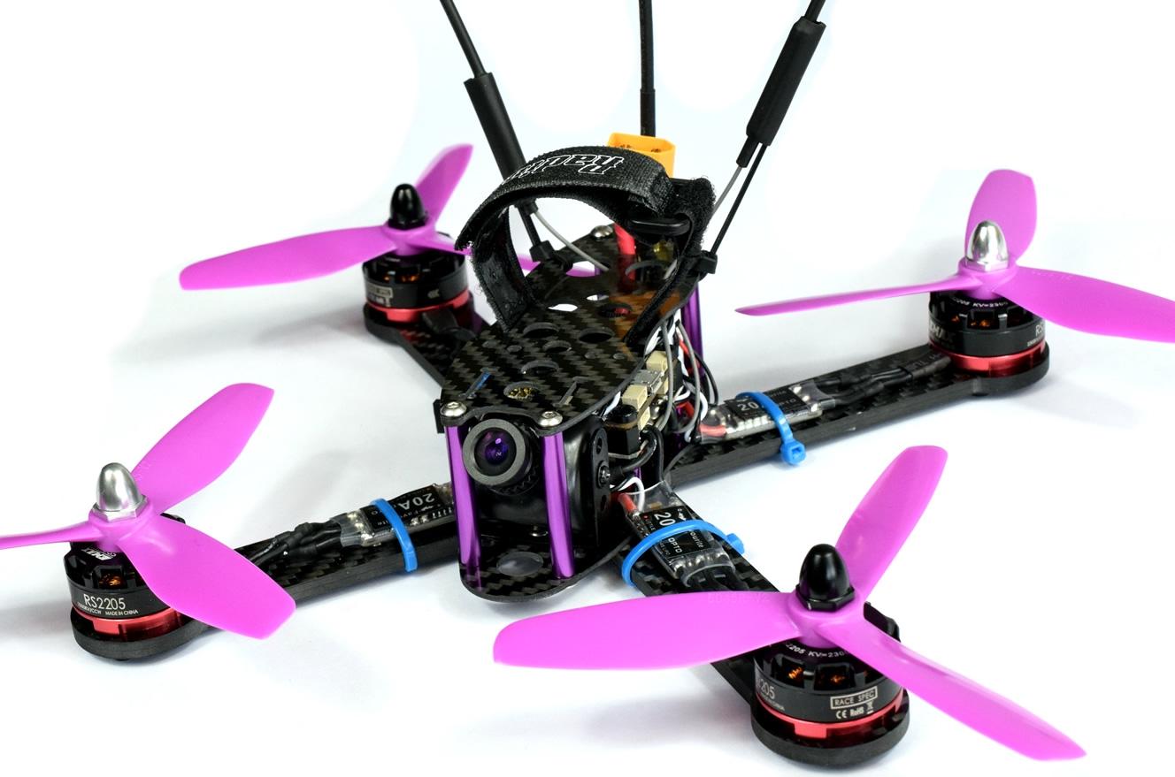ᐅ Bon plan pour acheter le meilleur drone kit fpv au bon